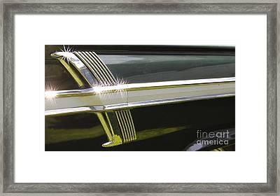 64 Ford Fairlane 500 Framed Print