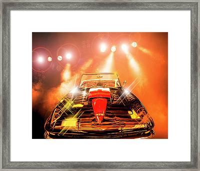 64 Vette Framed Print