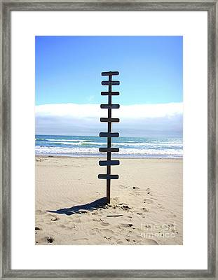 Untitled Framed Print by Chiara Corsaro