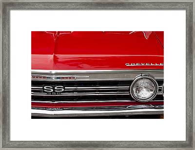 65 Chevelle Framed Print