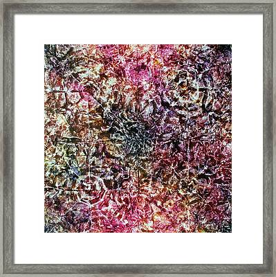 65-offspring While I Was On The Path To Perfection 65 Framed Print