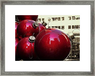 6th Avenue Framed Print by JAMART Photography