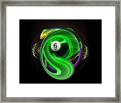 6th Grade Framed Print by Draw Shots
