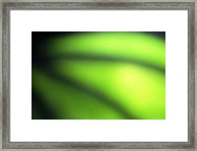 Abstract Framed Print by Tony Cordoza