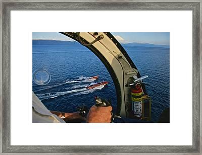 Aerial Classics Framed Print