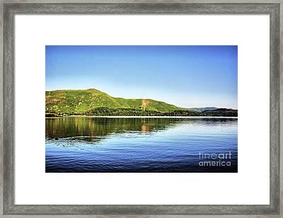 Derwentwater Framed Print
