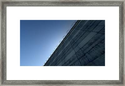 Huge High Security Wall Framed Print
