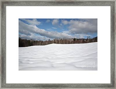 Kancamagus Highway - White Mountains New Hampshire Usa Framed Print by Erin Paul Donovan