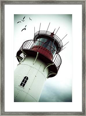 Lighthouse Framed Print by Joana Kruse