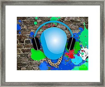 Love Framed Print by Marvin Blaine