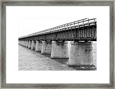 7 Miles Framed Print by Kendra Longfellow