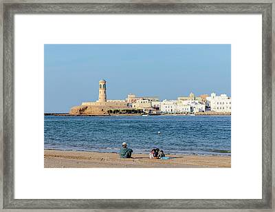 Sur - Oman Framed Print by Joana Kruse