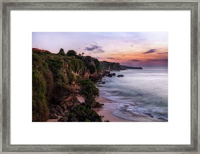 Tegal Wangi - Bali Framed Print