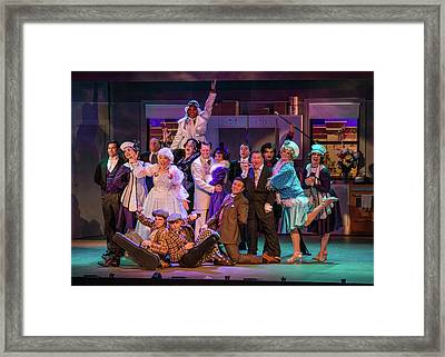 The Drowsy Chaperone 2017 Framed Print