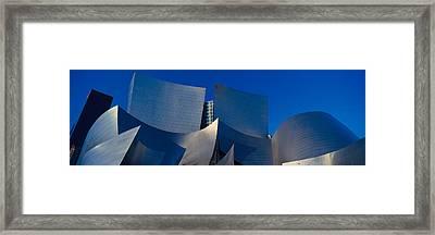 Walt Disney Concert Hall, Los Angeles Framed Print
