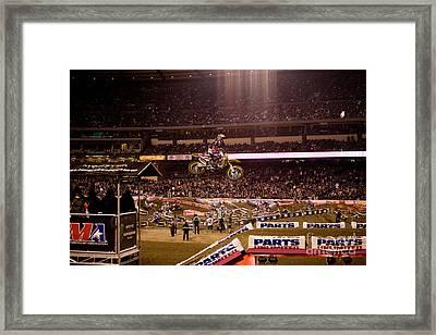 7000 Framed Print by Daniel  Knighton
