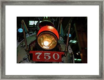 750 Framed Print