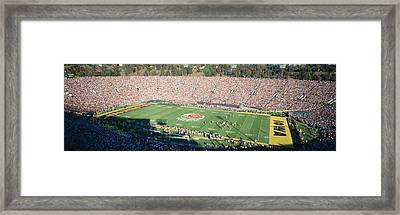 77th Rose Bowl Game, Washington V Framed Print by Panoramic Images