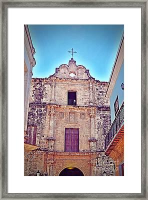 Havana, Cuba Framed Print by Chris Andruskiewicz