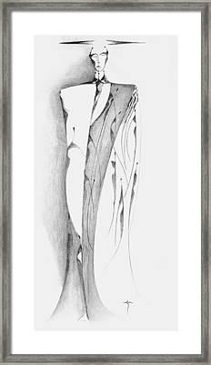 79 Framed Print