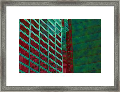 7985 Framed Print by Jim Simms