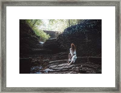 Framed Print featuring the photograph Aretusa by Traven Milovich
