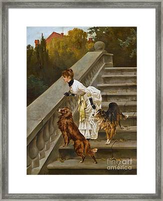 Arthur Wardle Framed Print