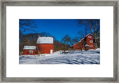 Weir Farm National Historic Site. Framed Print