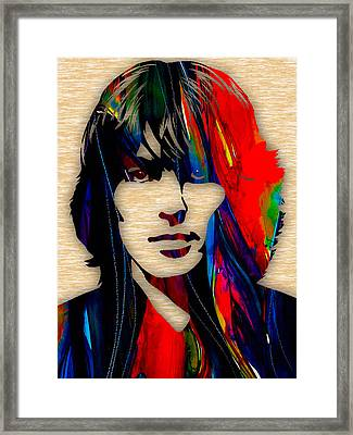 George Harrison Collecton Framed Print