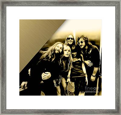 Grace Potter And The Nocturnals Collection Framed Print