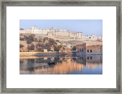 Jaipur - India Framed Print