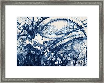 New Upload Framed Print by Shant Beudjekian