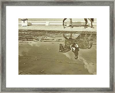 Relaxation Framed Print by JAMART Photography