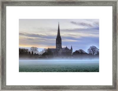 Salisbury - England Framed Print by Joana Kruse