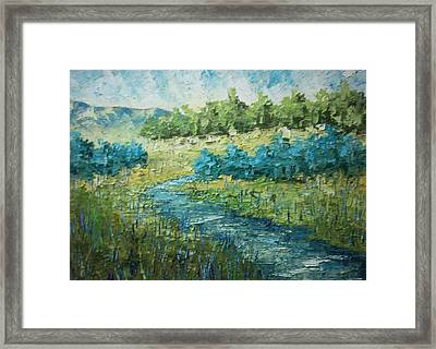South Of France Framed Print by Frederic Payet