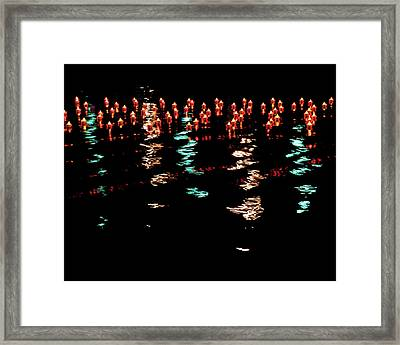 Framed Print featuring the photograph The Colors Of The Voyage by Mark Dodd