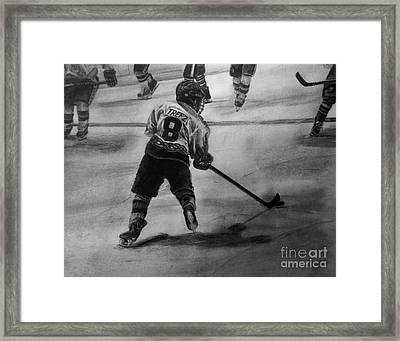 Ryan Trefz #8 Framed Print by Gary Reising