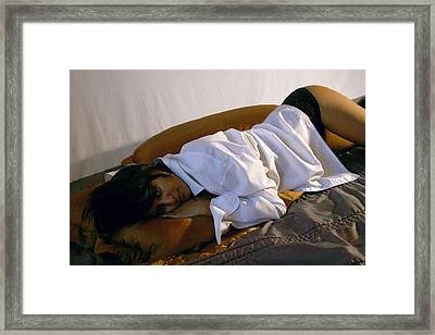 Untitled Framed Print by MAriO VAllejO