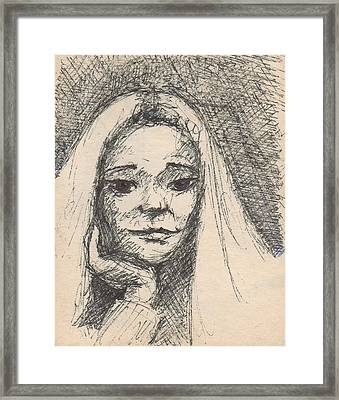 Untitled Framed Print by T Ezell