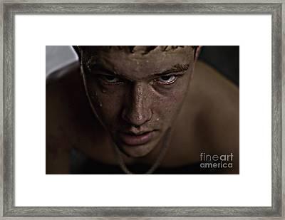 Untitled Framed Print by Vadim Grabbe