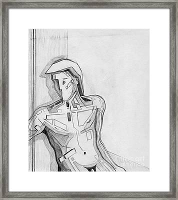 81 - 1 Detail Framed Print