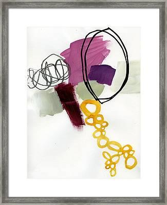 81/100 Framed Print by Jane Davies