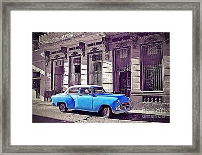 Havana, Cuba Framed Print
