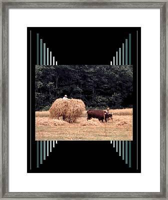 Digital Artistry Framed Print by Stephen Proper Gredler