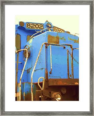 Framed Print featuring the photograph 8202 by Susan Carella