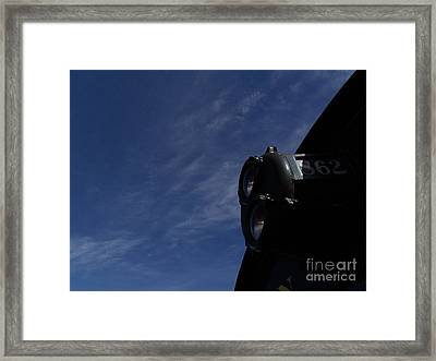 862 Framed Print by The Stone Age