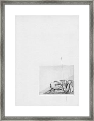 87 - 11 Framed Print