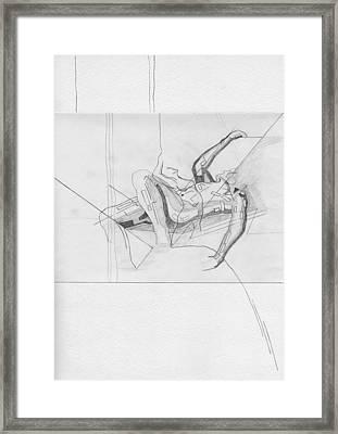 87 - 13 Framed Print