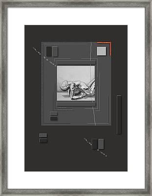 87 - 6 Framed Print