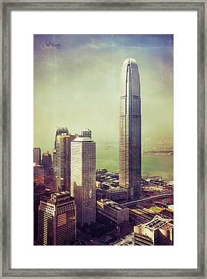 88 Floors Framed Print